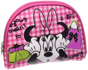Necessaire mezzaluna Disney Minnie