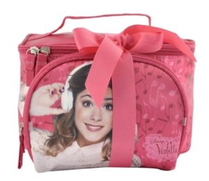 Set Regalo Beauty Case e Pochette Violetta Fucsia