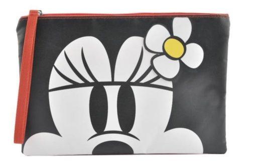 """Set regalo pochette e tracolla Disney Minnie """"Vintage"""""""