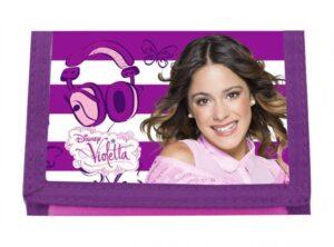 """Portafoglio Violetta """"Roses"""""""