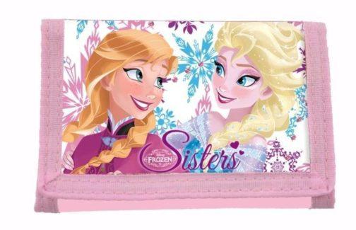 Portafoglio Disney Frozen Sisters