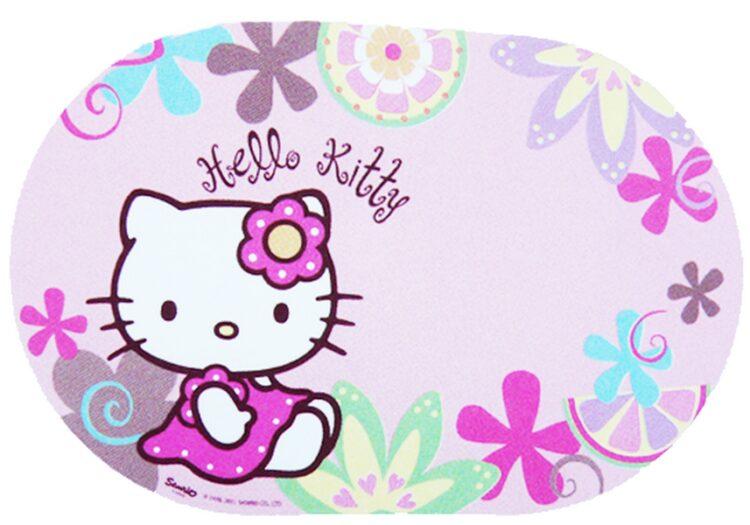 Tovaglietta in plastica Hello Kitty Bamboo