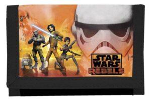 "Portafoglio Erza Star Wars ""Rebel"""