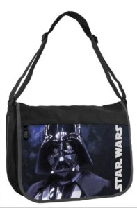Borsa tracolla con patta Star Wars Dark Side
