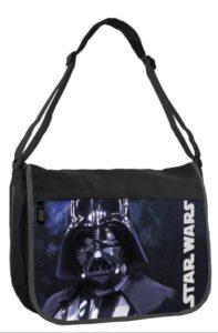 Borsa tracolla con patta Star Wars Dark Side