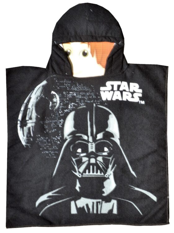 Accappatoio poncho Star Wars