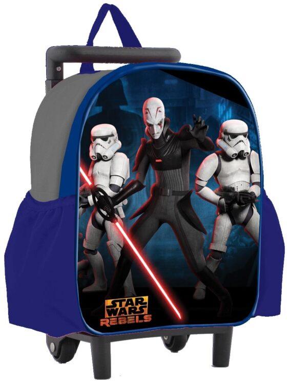 Trolley asilo Star Wars Darth Rebels