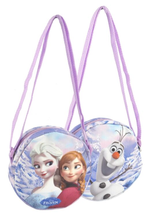 Borsetta tracolla rotonda Disney Frozen