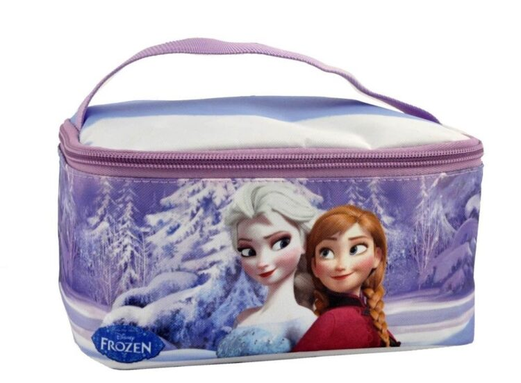 Beauty Case con maniglia Disney Frozen