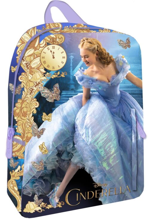 Zaino asilo Cinderella Disney Princess