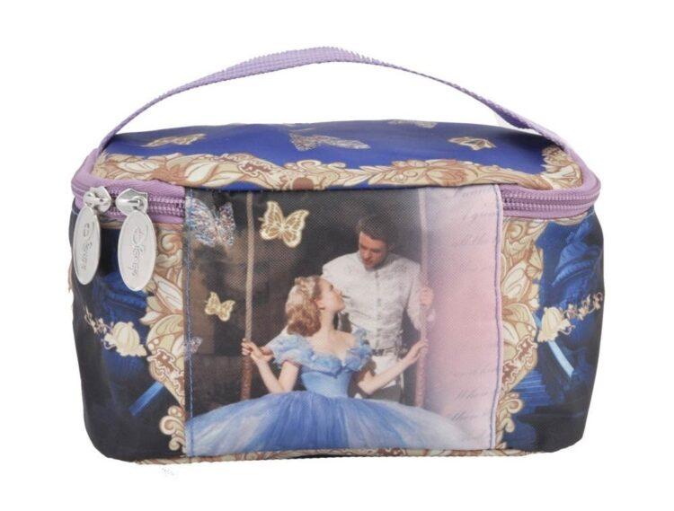 Beauty Case con maniglia Cinderella Disney