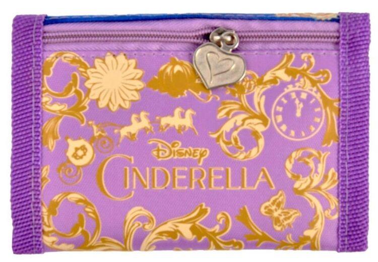 Portafogli velcro Disney Cinderella