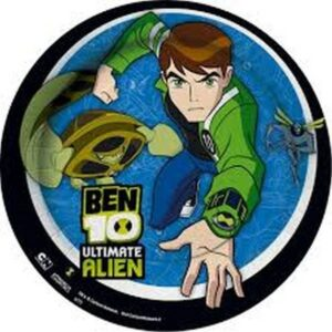 Piatti Dessert Ben 10 Ultimate Alien