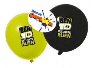 Palloncini party Ben 10 Ultimate Alien
