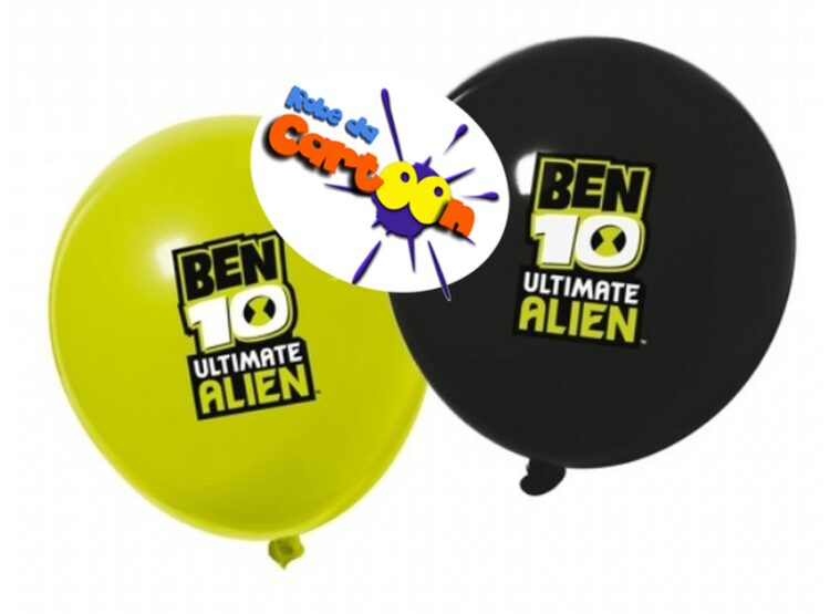 Palloncini party Ben 10 Ultimate Alien
