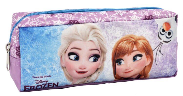 Astuccio portatutto Disney Frozen Anna ed Elsa