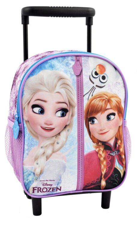 Trolley asilo Disney Frozen Anna ed Elsa