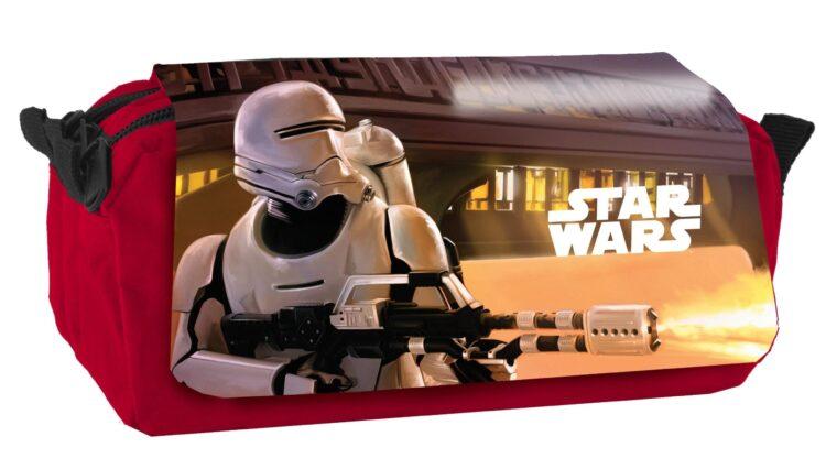 Astuccio 3 scomparti Star Wars Clonetrooper