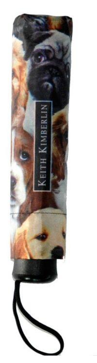 Ombrello pieghevole Cuccioli di Keith Kimberlin