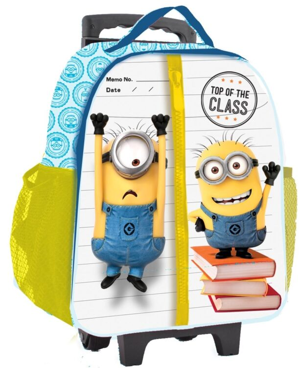 "Trolley medio Minions ""Top of the Class"""