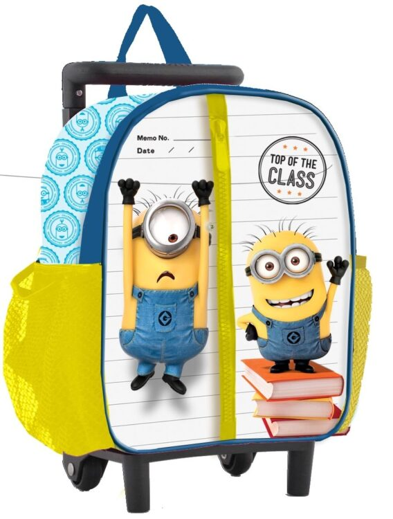 """Trolley asilo Minions """"Top of the Class"""""""
