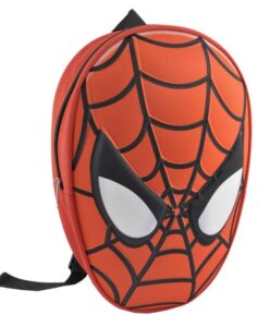 "Zaino asilo/tempo libero Spiderman ""Big Eyes"""