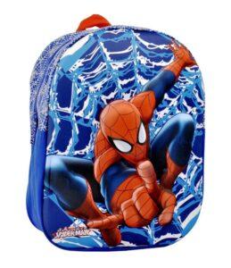 Zaino asilo/tempo libero Spiderman