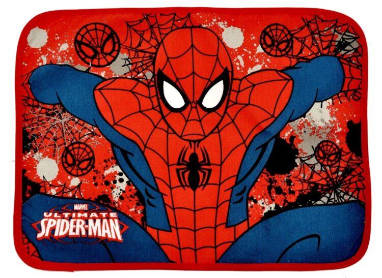 Spiderman Set regalo tovaglietta e tazza
