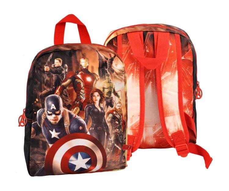 Zainetto asilo Marvel Avengers