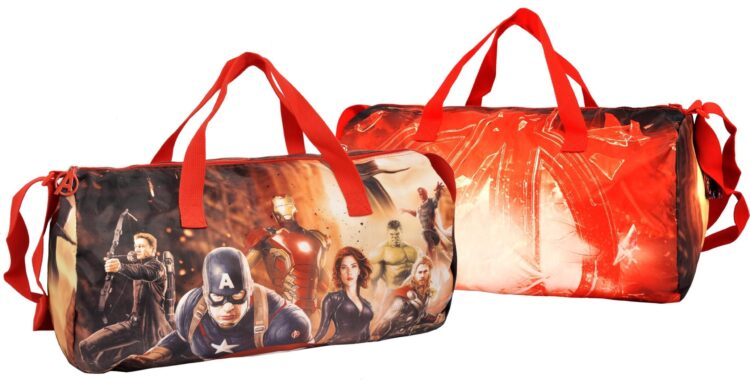 Borsone Sport/Viaggio Marvel Avengers