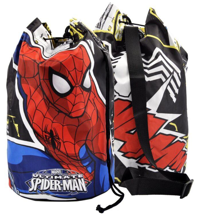 Zaino secchiello Spiderman
