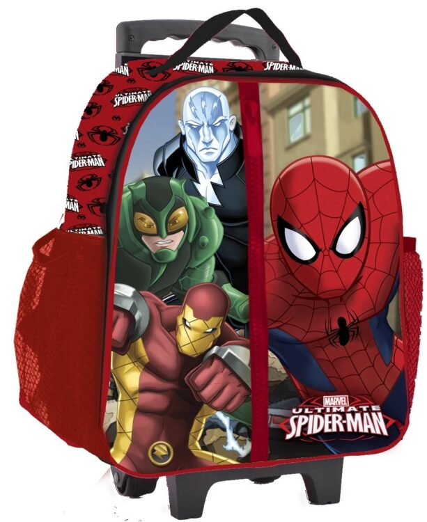 "Trolley medio Spiderman ""Incredible"""