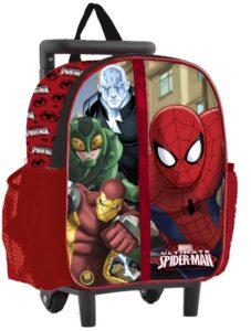 "Trolley asilo Spiderman ""Incredible"""