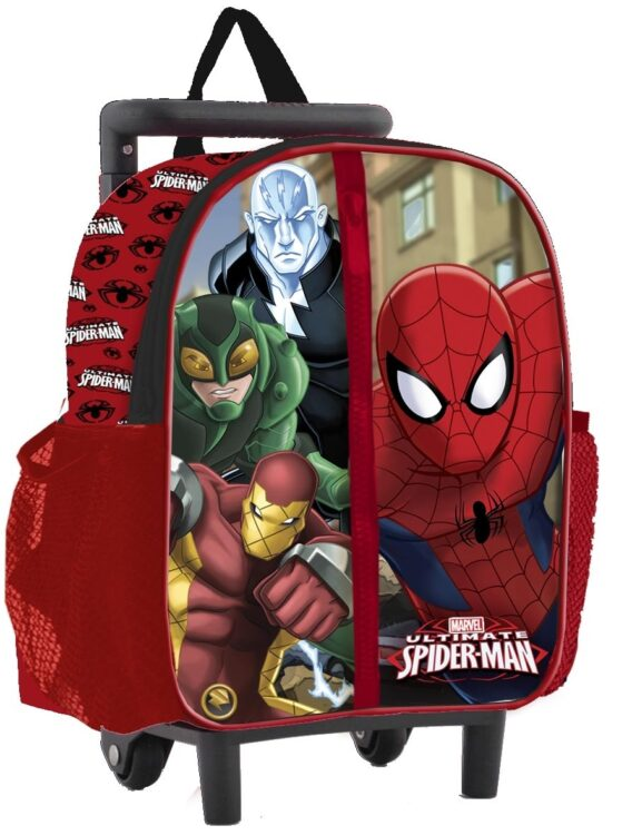 "Trolley asilo Spiderman ""Incredible"""