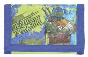 """Portafoglio Ninja Turtles """"Frames"""""""