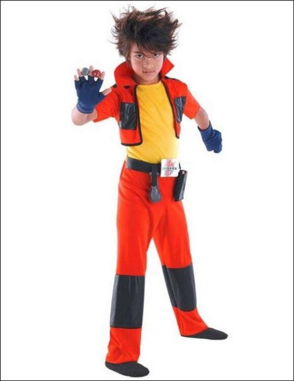 Costume Bakugan taglia M