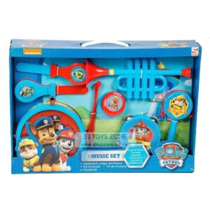 Set musicale giocattolo Paw Patrol