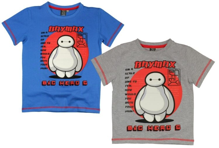 T-shirt bambino Big Hero 6