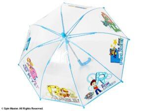 Ombrello trasparente Paw Patrol