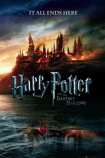 "Harry Potter 7 Maxi Poster ""Teaser"""