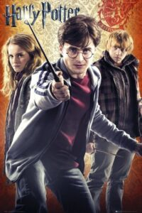 "Harry Potter 7 Maxi Poster ""Trio"""