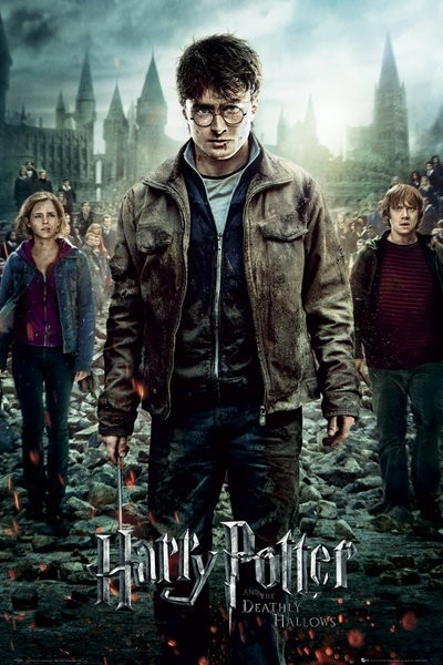 "Harry Potter 7 Maxi Poster ""Part 2"""