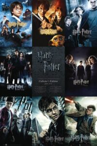 """Harry Potter 7 Maxi Poster """"Collage"""""""