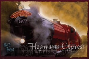 "Harry Potter Maxi Poster ""Hogwarts Express"""