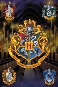 "Harry Potter Maxi Poster ""Stemmi"""