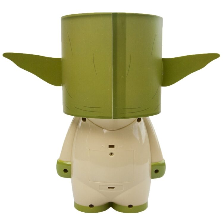 Lampada Look-ALite Star Wars Yoda