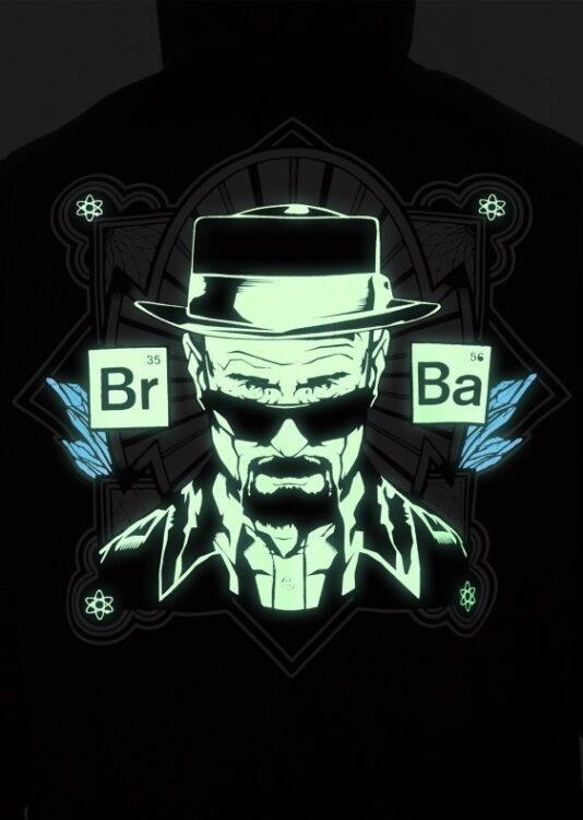 Pigiama intero adulto Heisenberg Breaking Bad