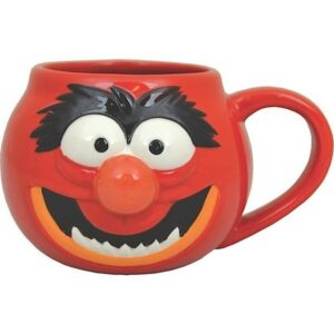 Tazza 3D Animal Muppets