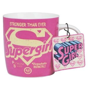 Tazza Mug Supergirl vintage