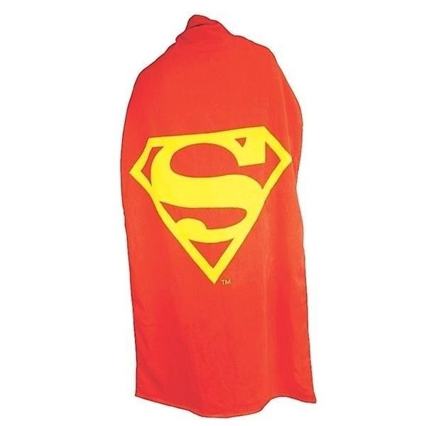 Asciugamano mantello di Superman